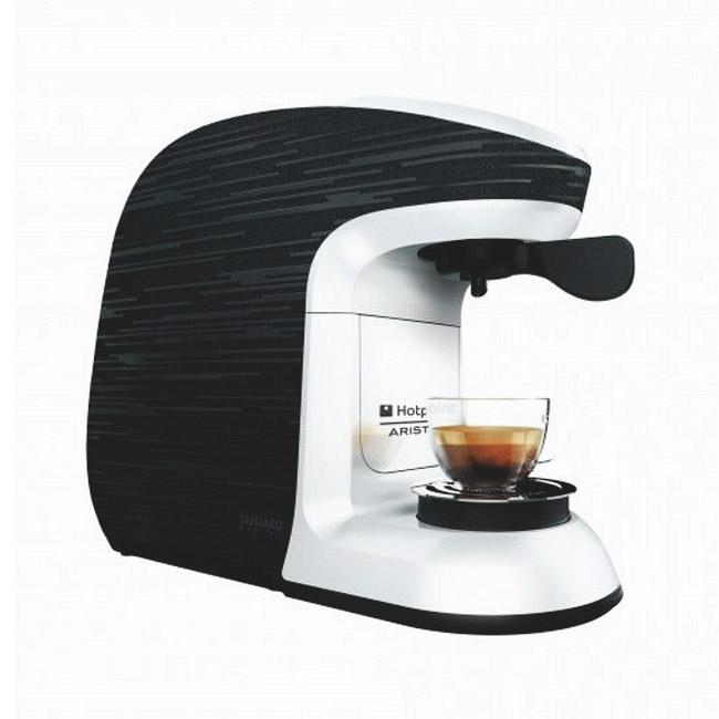 Macchina Caffè Hotpoint + 32 Capsule UNO System Kimbo&Illy ...